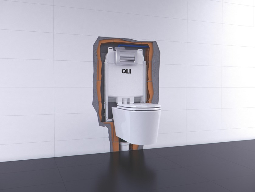 Concealed WC cistern BETTER by OLI
