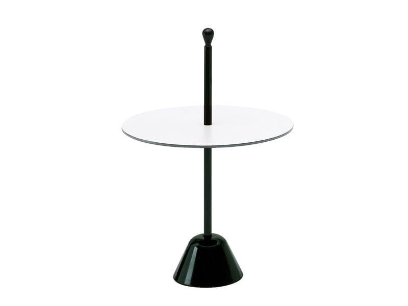 Laminate side table SERVOMUTO - Zanotta
