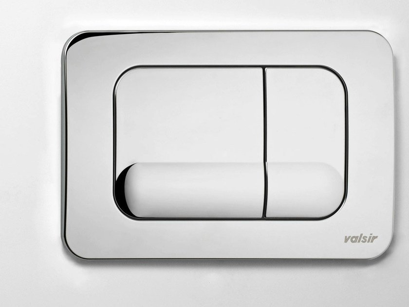ABS flush plate VALSIR VS0870535 - Valsir