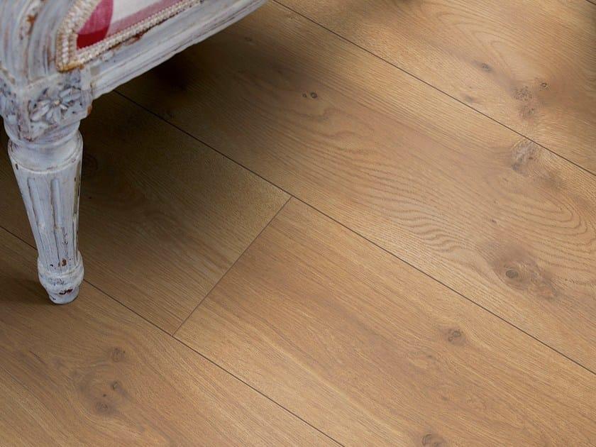 Laminate flooring with wood effect EUROPEAN OAK - Pergo