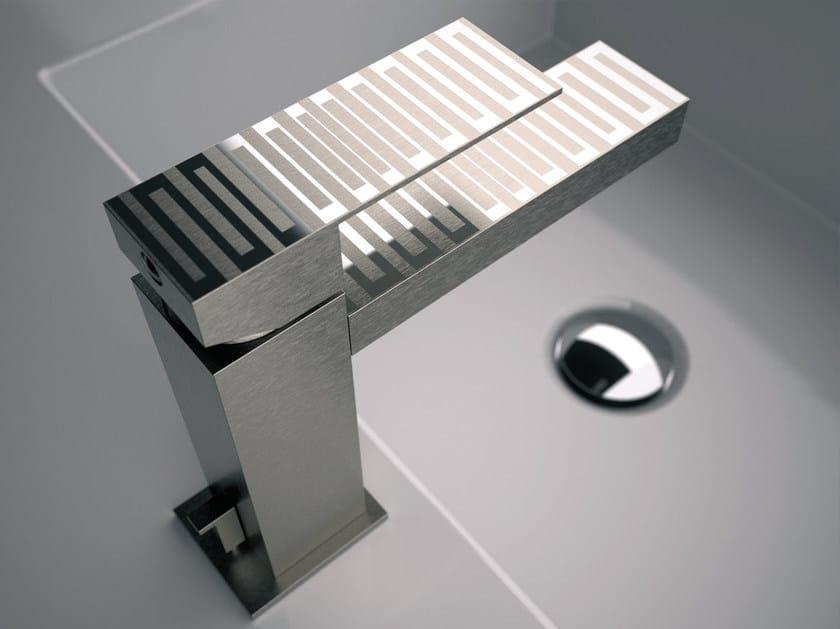 Countertop single handle washbasin mixer SKYLINE DEKORA | Washbasin mixer - Daniel Rubinetterie