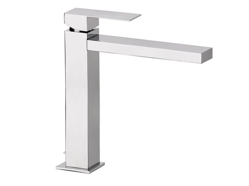 Countertop single handle washbasin mixer SKYLINE | Single handle washbasin mixer by Daniel Rubinetterie