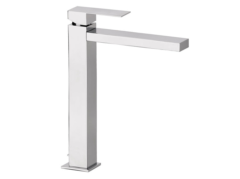 Countertop single handle washbasin mixer SKYLINE | Countertop washbasin mixer by Daniel Rubinetterie