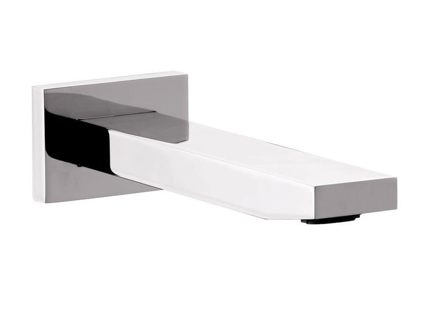 Wall-mounted spout SKYLINE | Spout - Daniel Rubinetterie