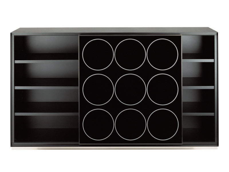 Lacquered honeycomb sideboard SPEED 744/1 - Zanotta