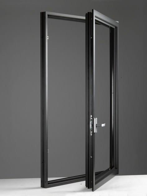 Finestra a taglio termico in alluminio eku perfektion alu - Finestra a taglio termico ...