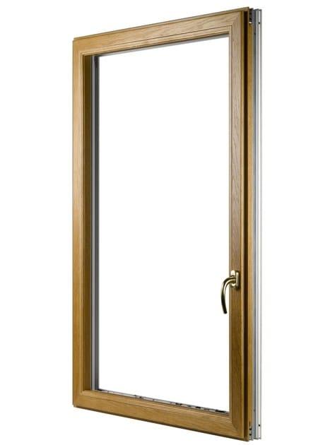 Finestra a taglio termico in alluminio e legno eku - Finestra a taglio termico ...