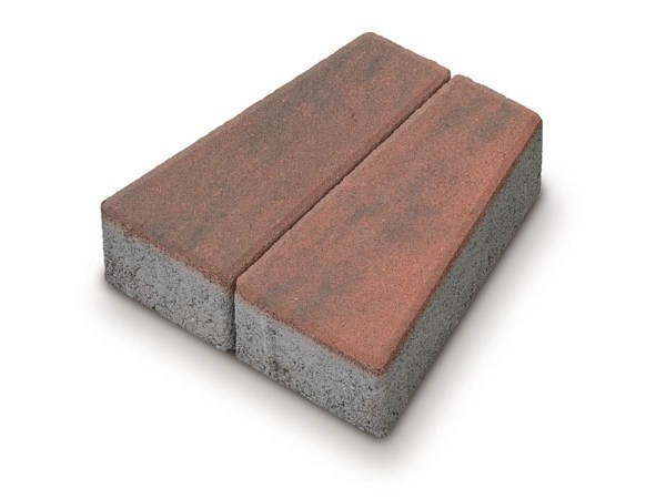 Concrete paving block LOGOS® by Tegolaia