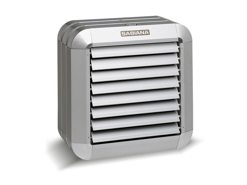 Air heater HELIOS - SABIANA