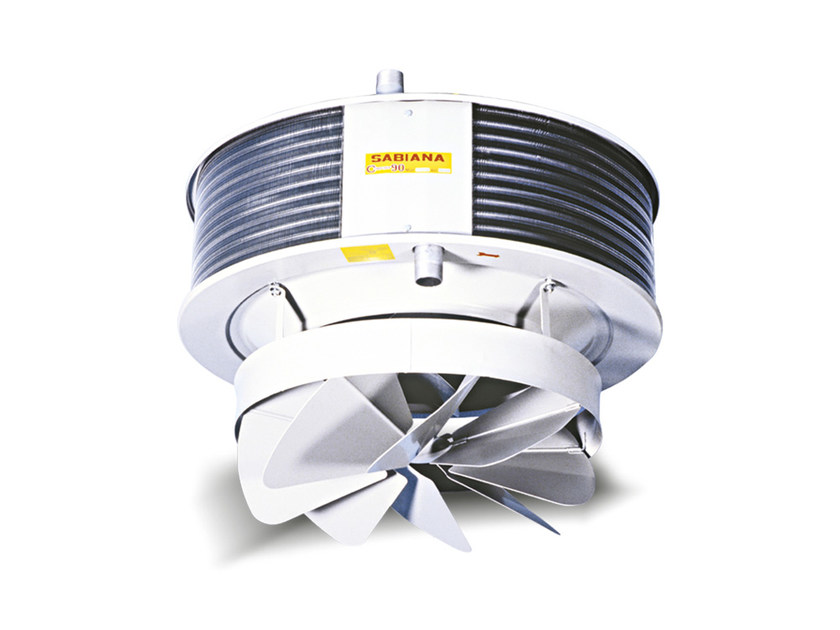 Air heater POLARIS - SABIANA