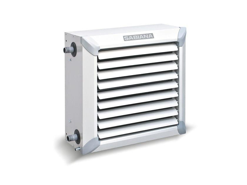 Air heater JANUS - SABIANA