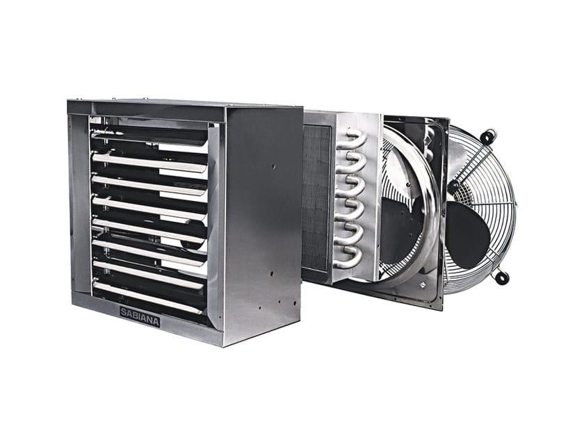 Air heater AIX - SABIANA