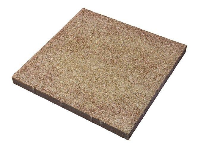Concrete paving block CORSO® 50 - Gruppo Industriale Tegolaia
