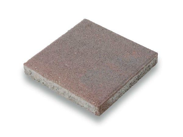 Concrete paving block PIASTRA PALLADIA - Gruppo Industriale Tegolaia