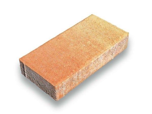 Concrete paving block MAXIBOX by Tegolaia