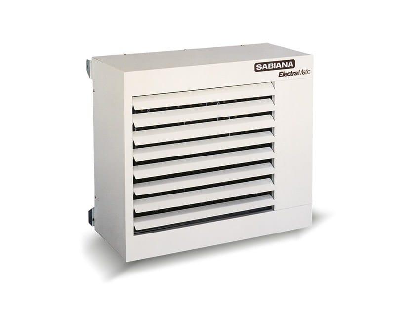Air heater ELECTRA 90 - ELECTRAMATIC - SABIANA