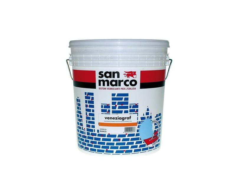 Plastic paint VENEZIAGRAF ANTIALGA - Colorificio San Marco