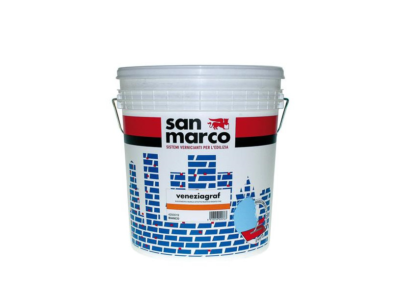 Plastic paint VENEZIAGRAF - Colorificio San Marco