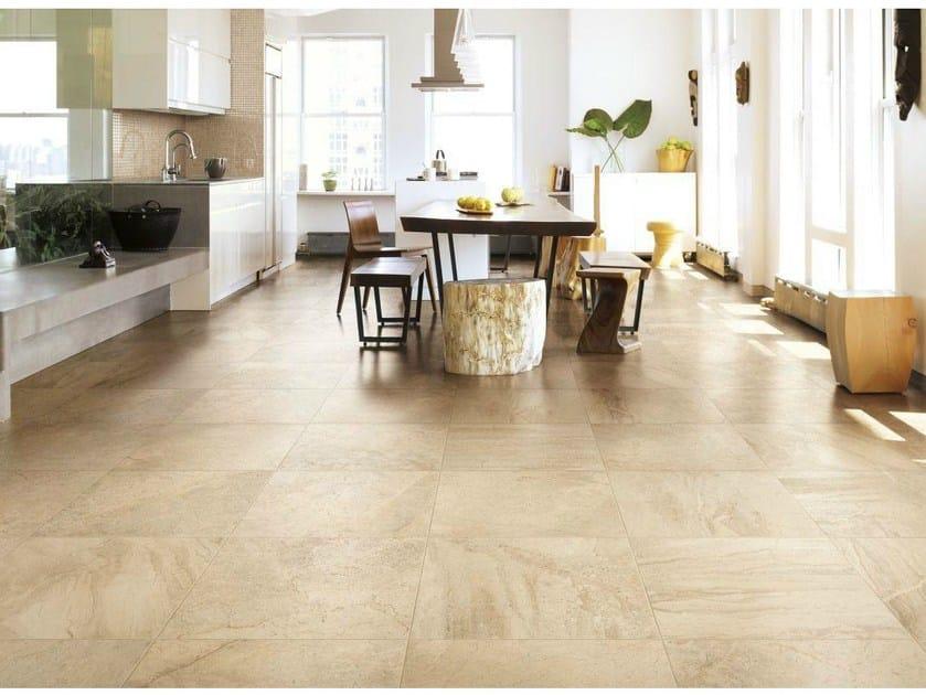 Pavimento in gres porcellanato effetto marmo effetto for Pavimento gres effetto pietra