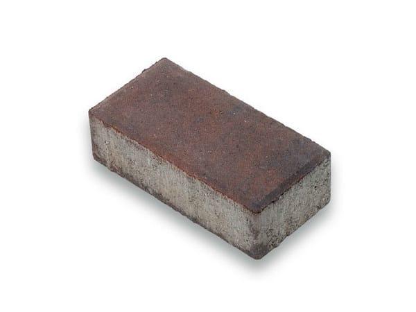 Concrete paving block BOX - Gruppo Industriale Tegolaia