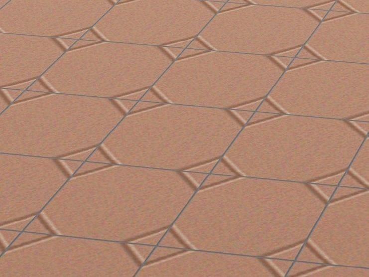 Concrete paving block PEGASO® - Gruppo Industriale Tegolaia