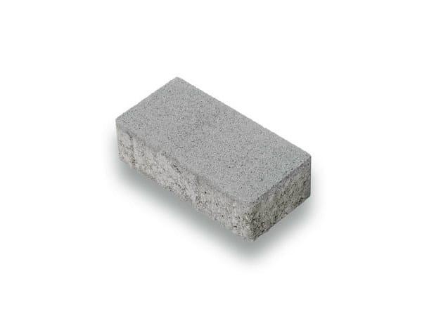 Concrete paving block ROLLBOX - Gruppo Industriale Tegolaia