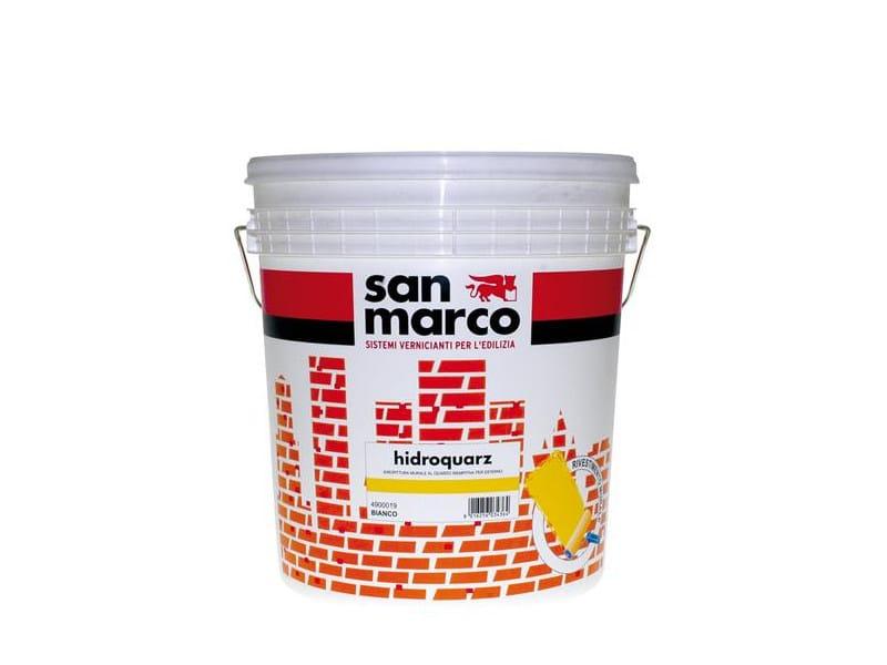 Quartz paint HIDROQUARZ - Colorificio San Marco