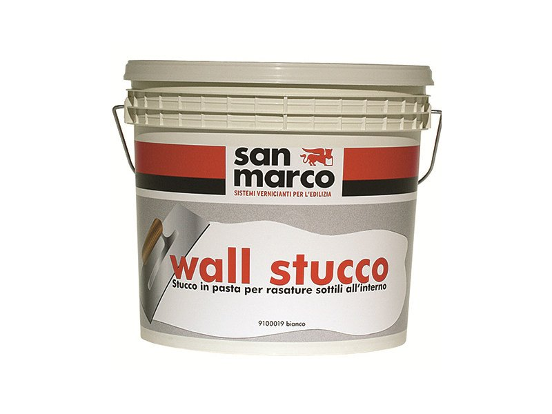 Gypsum and decorative plaster WALL STUCCO by San Marco