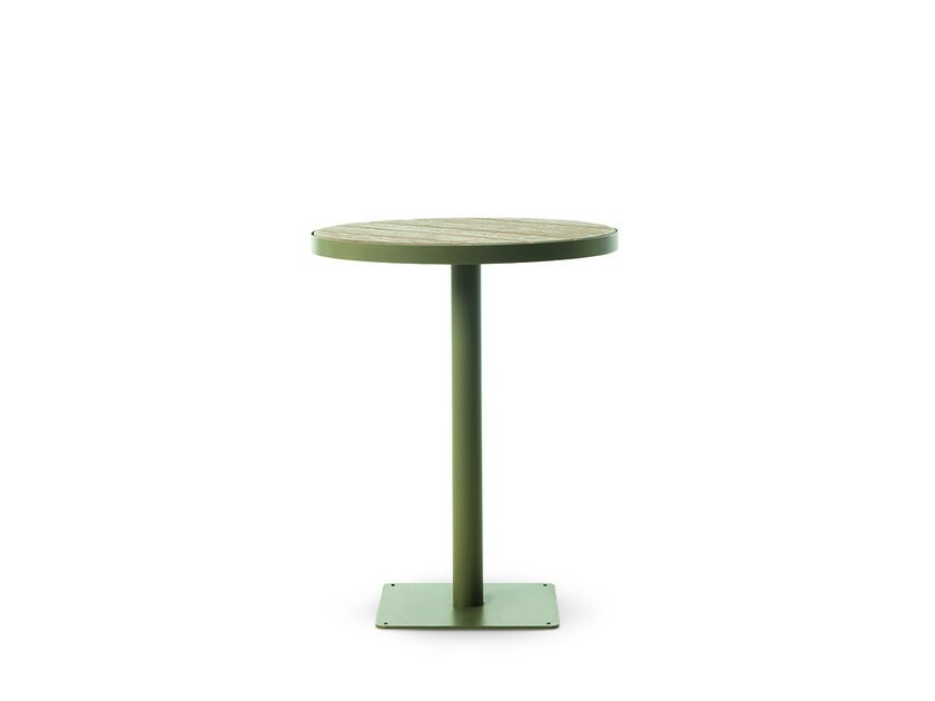 Round teak garden table LAREN | Round table - Ethimo