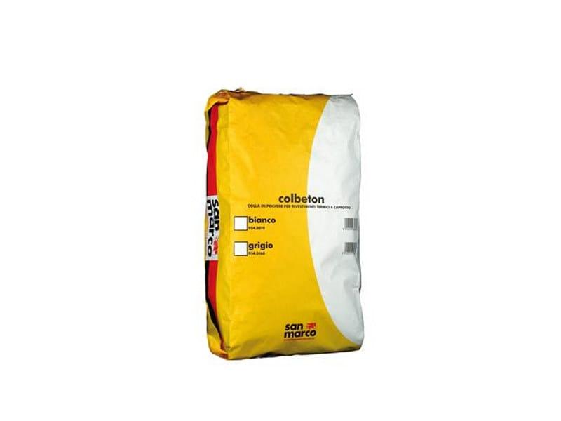 Cement-based glue COLBETON - Colorificio San Marco