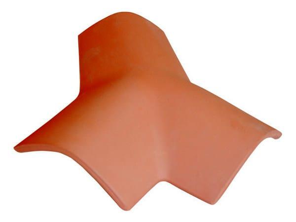 3 ways clay ridge tile 3 ways ridge tile - Gruppo Industriale Tegolaia