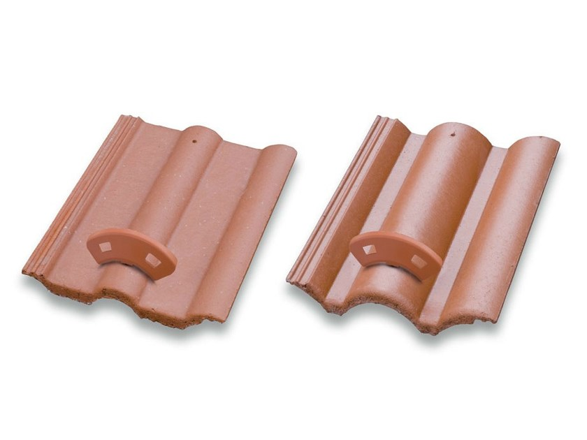 Cement roof tile Cement roof tile - Gruppo Industriale Tegolaia