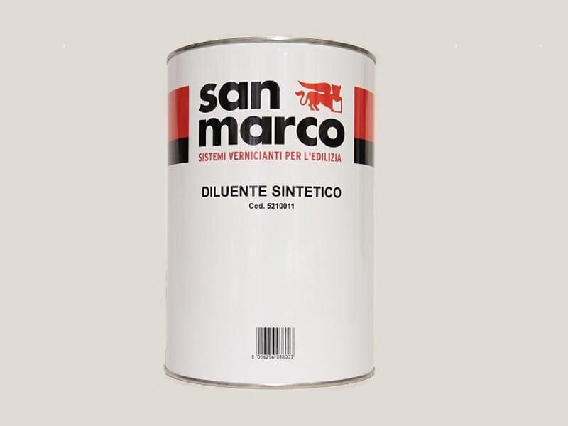 Diluent DILUENTE SINTETICO - Colorificio San Marco