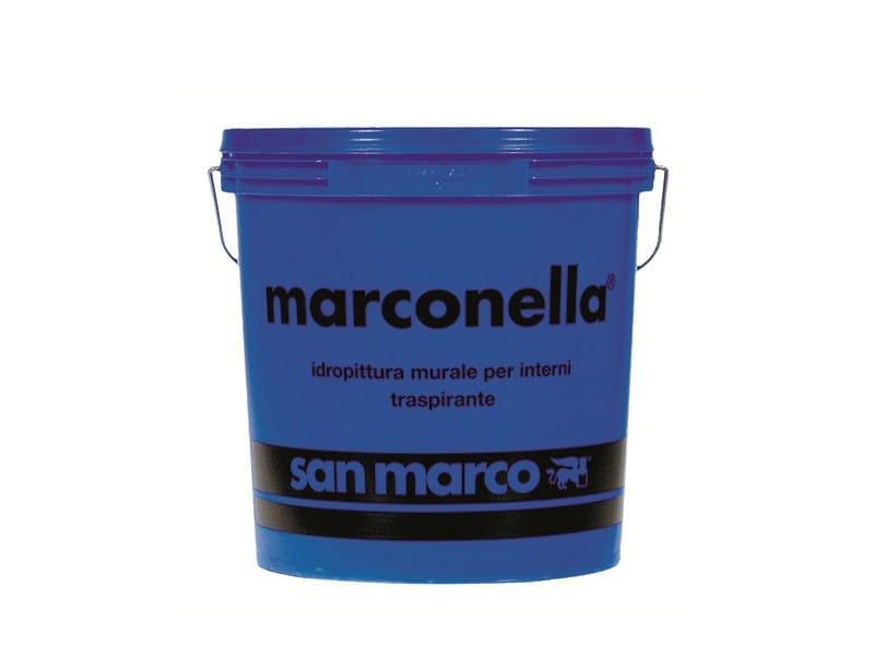 Breathable water-based paint MARCONELLA - Colorificio San Marco
