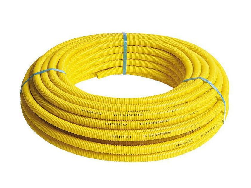 Pipe for domestic gas network HENCO GAS - Henco by Cappellotto
