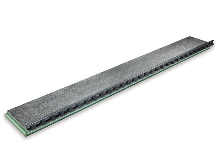 Polyurethane foam under-tile system Under-tile system - Gruppo Industriale Tegolaia