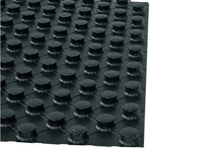 Radiant floor panel HENCO FLOOR PLUS - Henco by Cappellotto