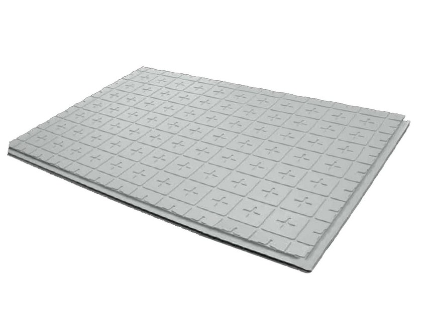EPS Radiant floor panel PLANE - Henco by Cappellotto