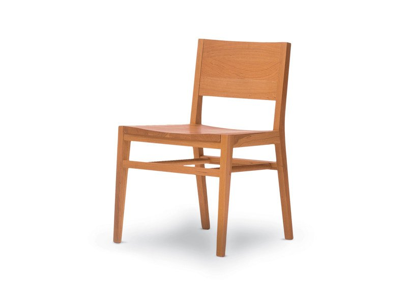 Wooden chair TENNESSE | Chair - Riva 1920
