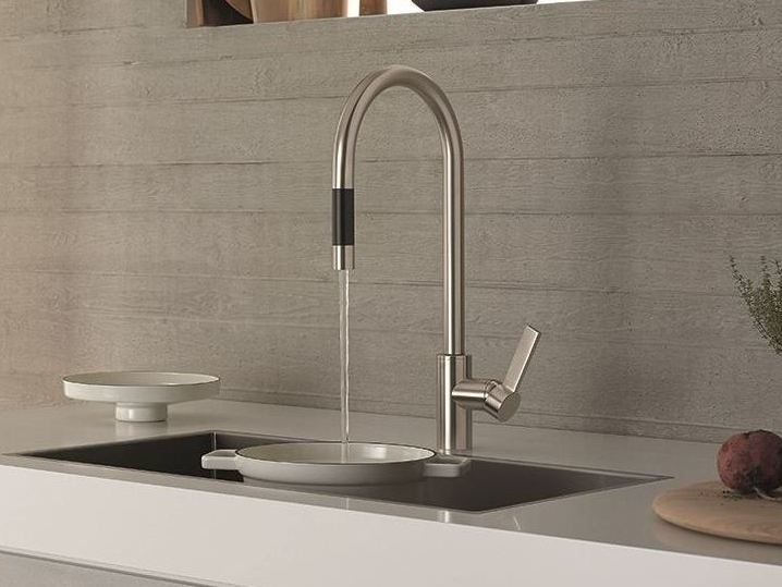 Countertop 1 hole kitchen mixer tap TARA ULTRA | Countertop kitchen mixer tap - Dornbracht
