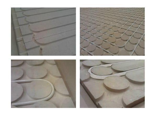 Radiant floor panel HENCO FLOOR DRY by Henco by Cappellotto