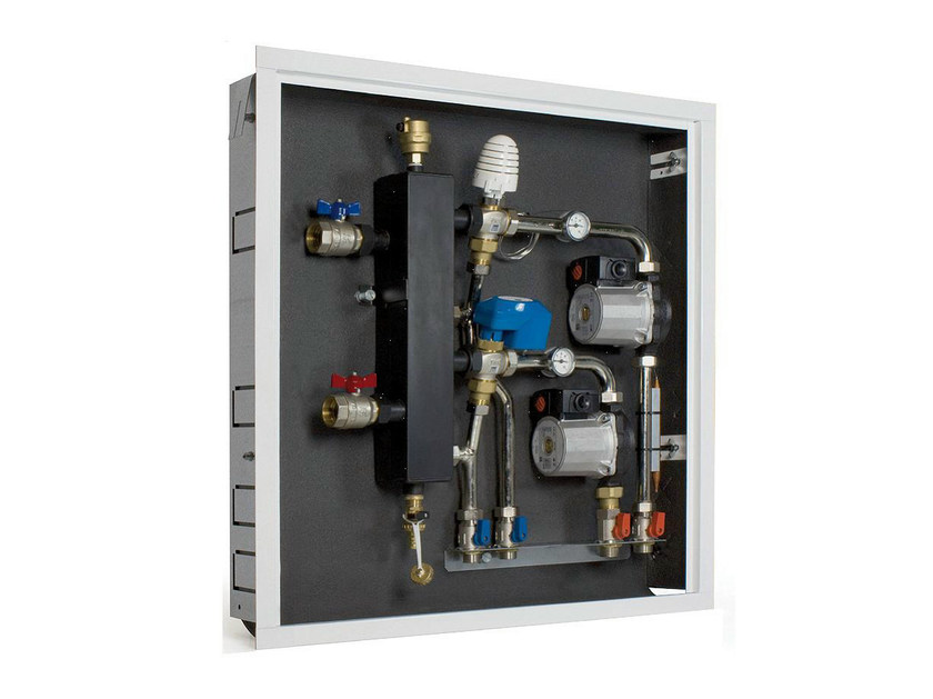 Control system for air conditioning system BOX by Henco by Cappellotto