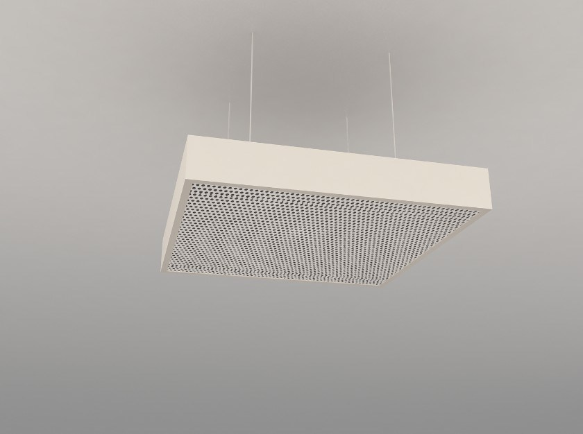 Hanging acoustical panels / pendant lamp NCA S600-900-1200 | Pendant lamp - Neonny