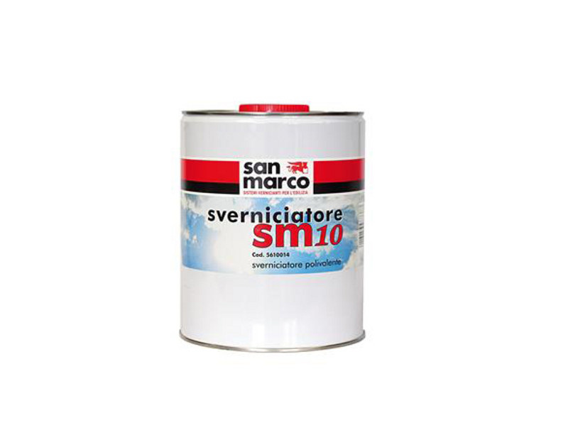 Paint remover SVERNICIATORE SM10 - Colorificio San Marco
