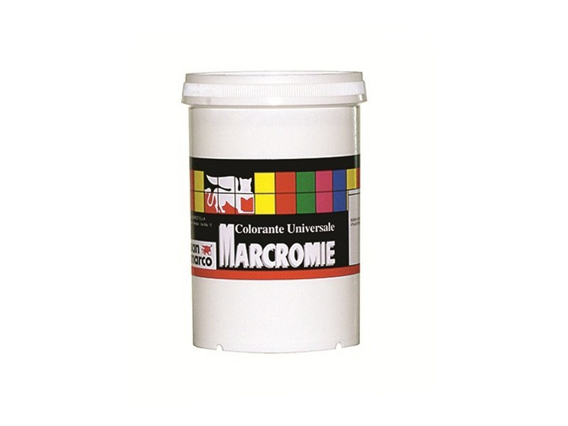 Paint additive PASTE COLORANTI MARCROMIE - Colorificio San Marco