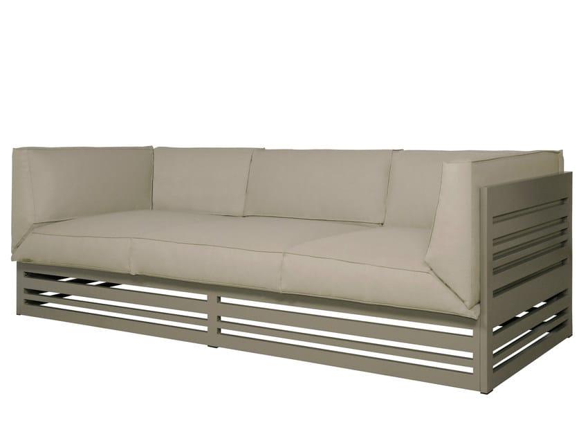 3 seater garden sofa YUYUP | 3 seater sofa - MAMAGREEN