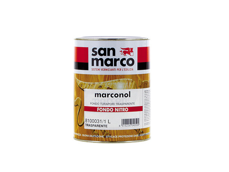 Wood treatment MARCONOL FONDO NITRO - Colorificio San Marco