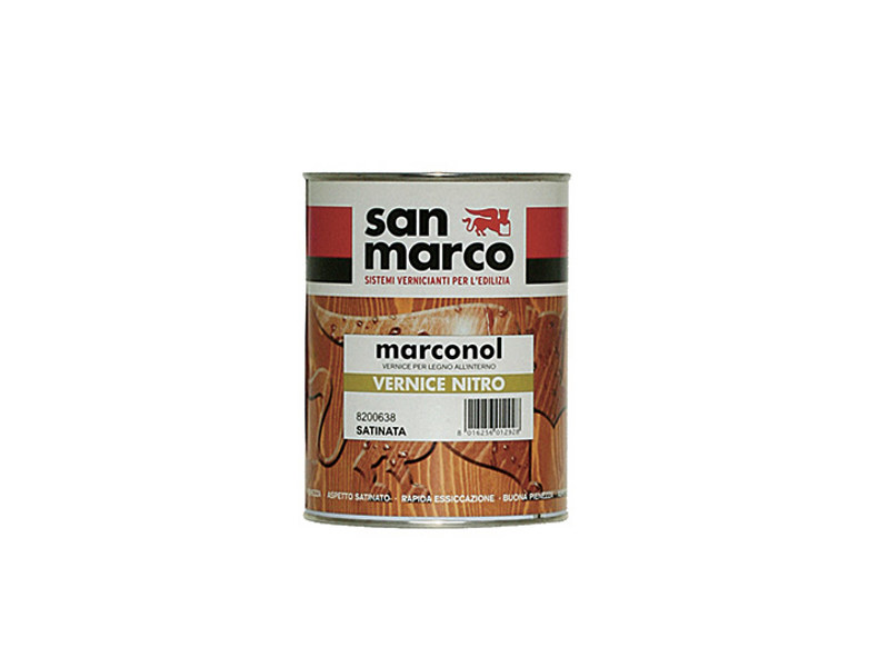 Wood treatment MARCONOL VERNICE NITRO - Colorificio San Marco