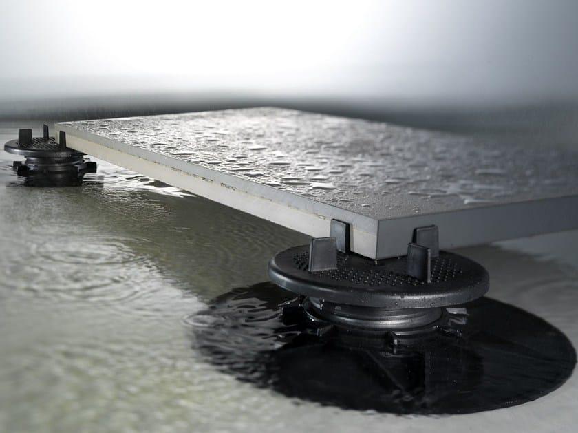 Pavimento sopraelevato da esterno e interno X-FLOOR - NEWFLOOR