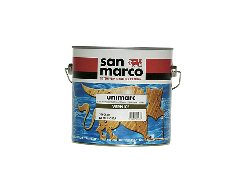 Wood treatment UNIMARC VERNICE - Colorificio San Marco